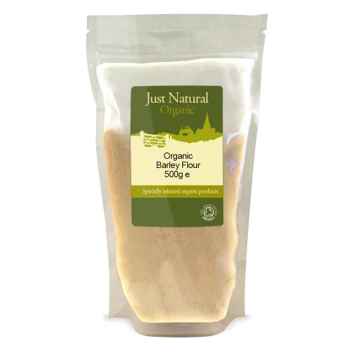 Just Natural Organic Barley Flour