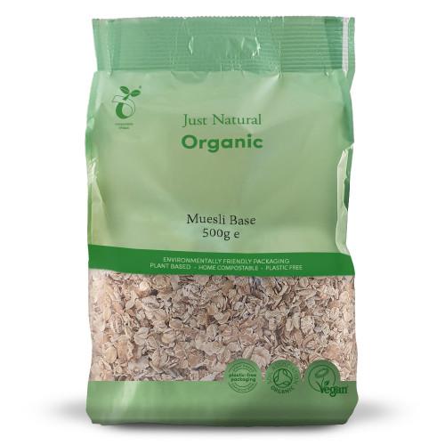 Just Natural Organic Muesli Base