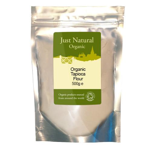 Just Natural Organic Tapioca Flour