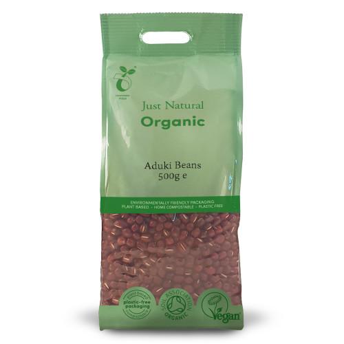 Just Natural Organic Aduki Beans