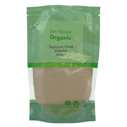 Just Natural Organic Psyllium Husk Powder