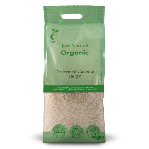 Just Natural Organic Desiccated Coconut