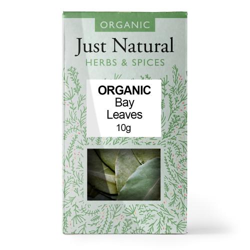 Just Natural Organic Bay Leaves