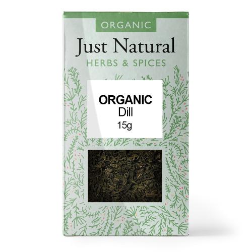 Just Natural Organic Dill Herb