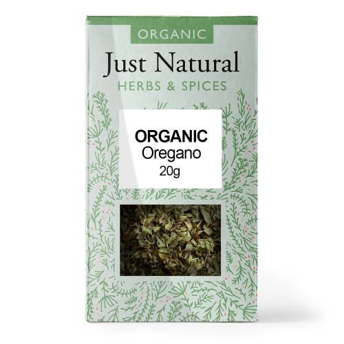 Just Natural Organic Oregano