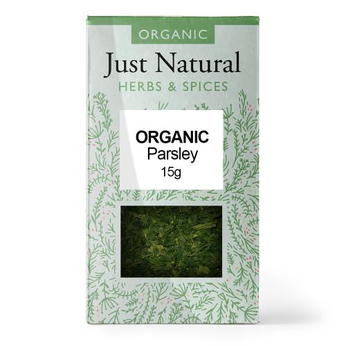 Just Natural Organic Parsley