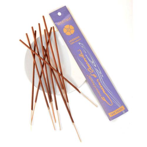 Maroma Lavender Incense Sticks