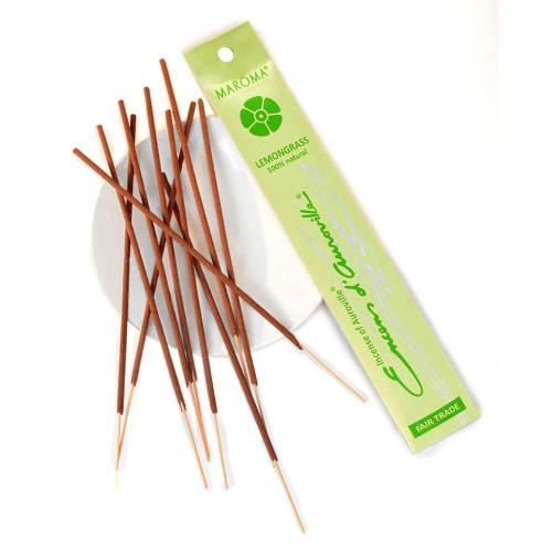 Maroma Lemongrass Incense Sticks
