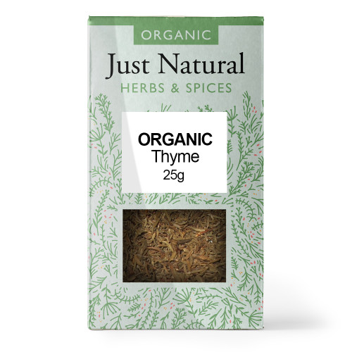 Just Natural Organic Thyme