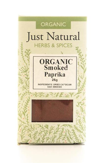 Just Natural Organic Paprika