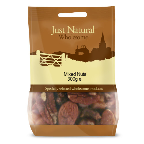 Just natural Wholesome Mixed Nuts