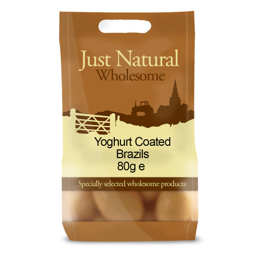 Just Natural Wholesome Coated Brazils