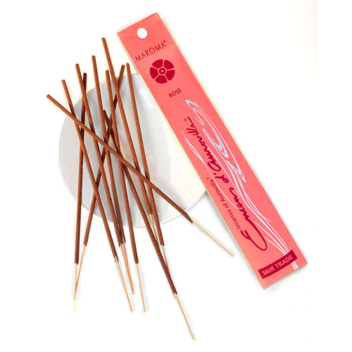 Maroma Rose Incense Sticks