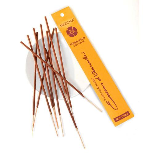 Maroma Sandalwood Incense Sticks