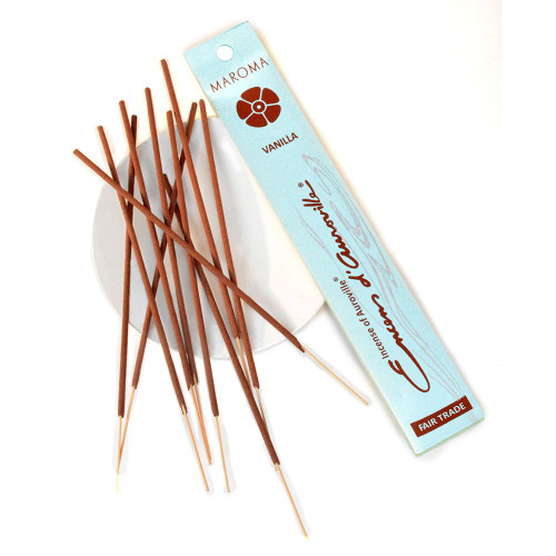 Maroma Vanilla Incense Sticks