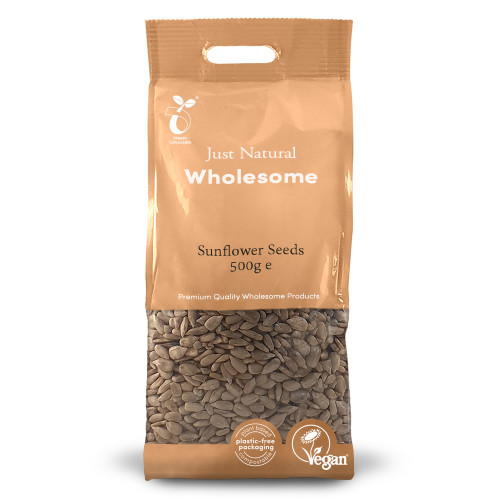 Just Natural Wholesome Sunflower Seeds