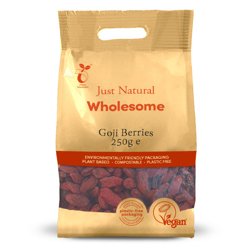 Just Natural Wholesome Goji Berries