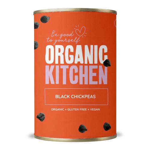 Organic Kitchen Black Chickpeas