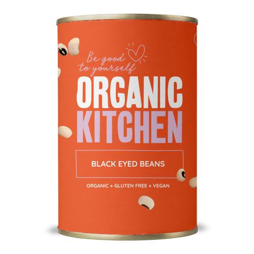 Organic Kitchen Black Eye Beans
