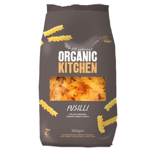Organic Kitchen Italian White Wheat Fusilli