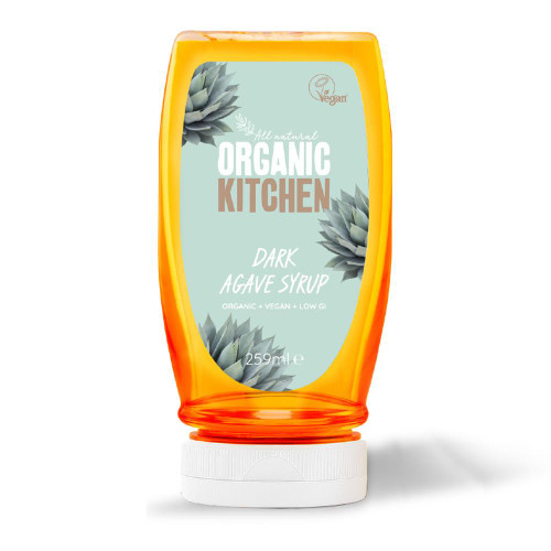Organic Kitchen Dark Agave Syrup