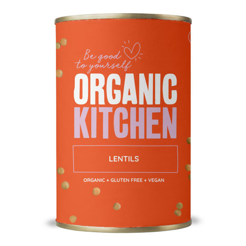 Organic Kitchen Green Lentils