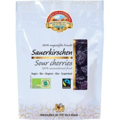 Pearls Of Samarkand Sour Cherries