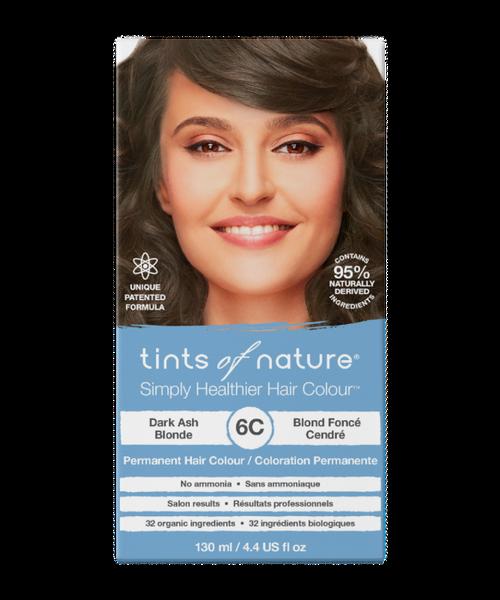 6C Dark Ash Blonde Permanent Hair Dye