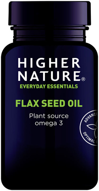 Higher Nature  Flaxseed OIl