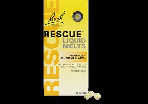 Bach Rescue Liquid Melts