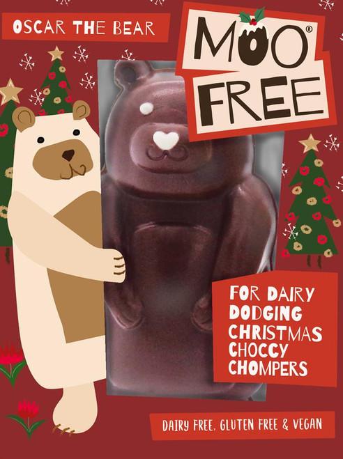 Moo Free Oscar the Bear Milk Chocolate