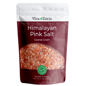Himalayan Pink Salt (Coarse Grain)