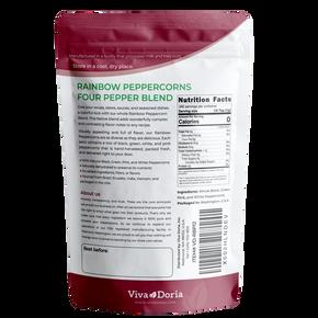 Rainbow peppercorn Nutrition Fact