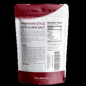 Hawaiian Red Alaea Lava Salt (Fine Grain)
