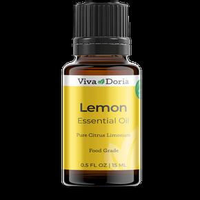 Pure Lemon Oil Food Grade