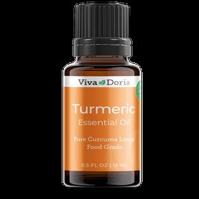 Pure Turmeric Oil Food Grade