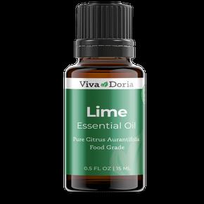 Food Grade Lime Essential Oil