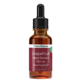 Grapefruit Seed Extract GSE Liquid Concentrate (1fl oz)