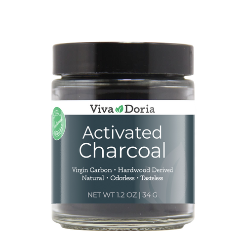 Activated Charcoal (Derived from Hardwood)