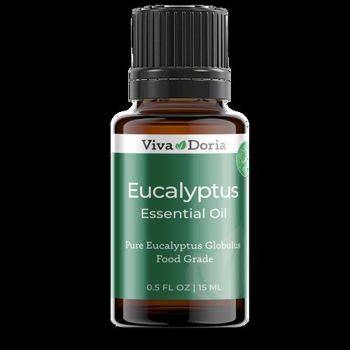 Pure Eucalyptus Oil Therapeutic Grade