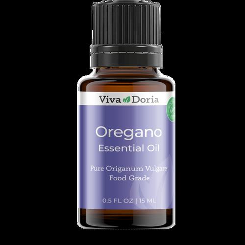 Pure Oregano Oil Food Grade