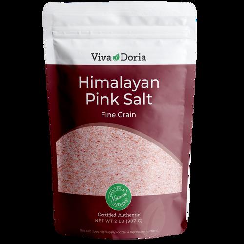 Himalayan Pink Salt (Fine Grain)