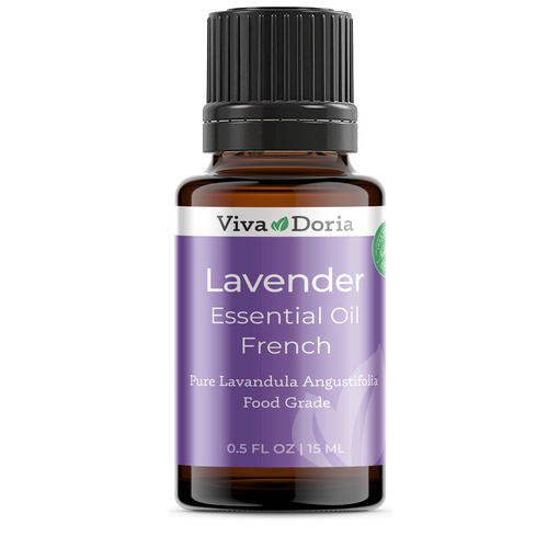 Pure Lavender Oil Food Grade - Lavender French