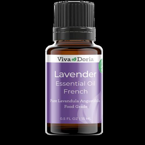 Pure Lavender Oil Food Grade - Lavender French