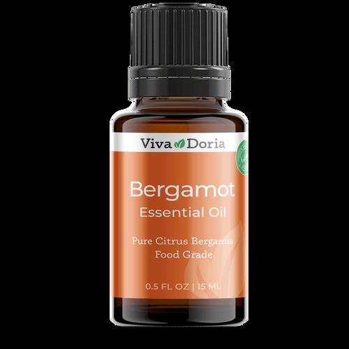 Pure Bergamot Oil Food Grade