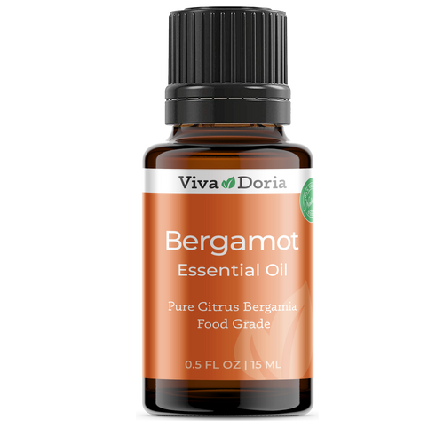 Pure Bergamot Oil Food Grade