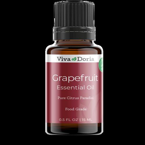 Pure Grapefruit Oil Food Grade