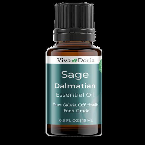 Pure Sage Oil Food Grade