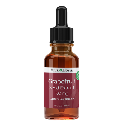Grapefruit Seed Extract GSE Liquid Concentrate, 1 fl oz