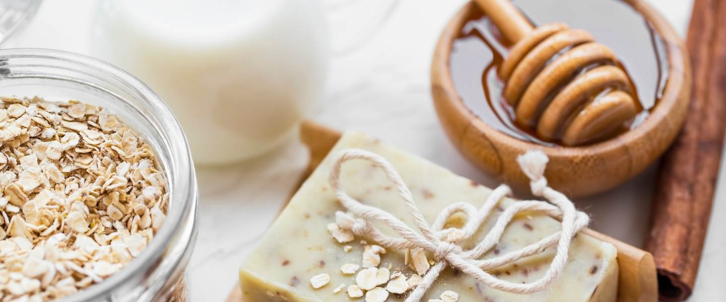 Fine soaps and body wash to nourish your skin
